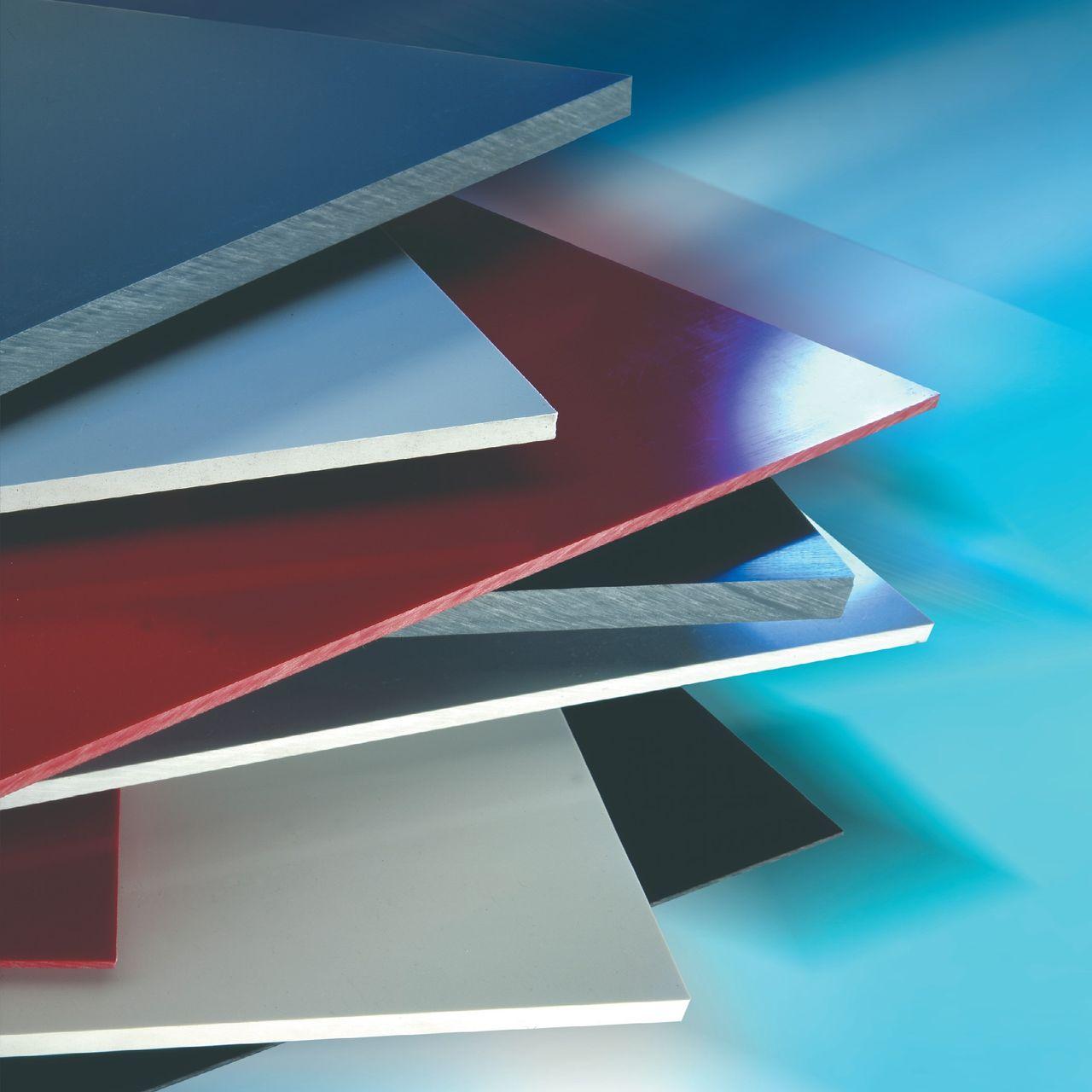 Kunststof platen voor industriële en constructieve toepassingen