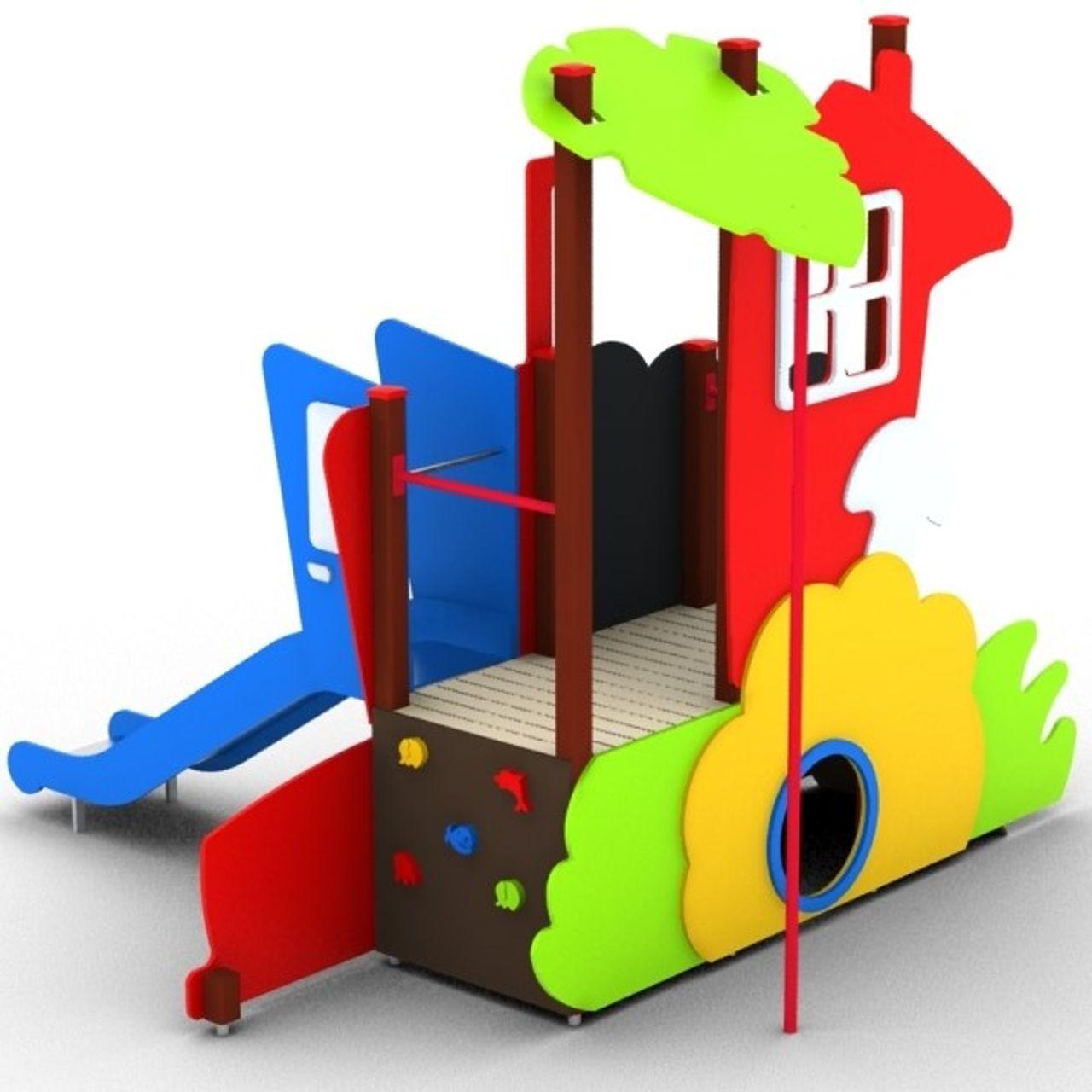 Play-Tec® PE kunststof sport & spel plaat
